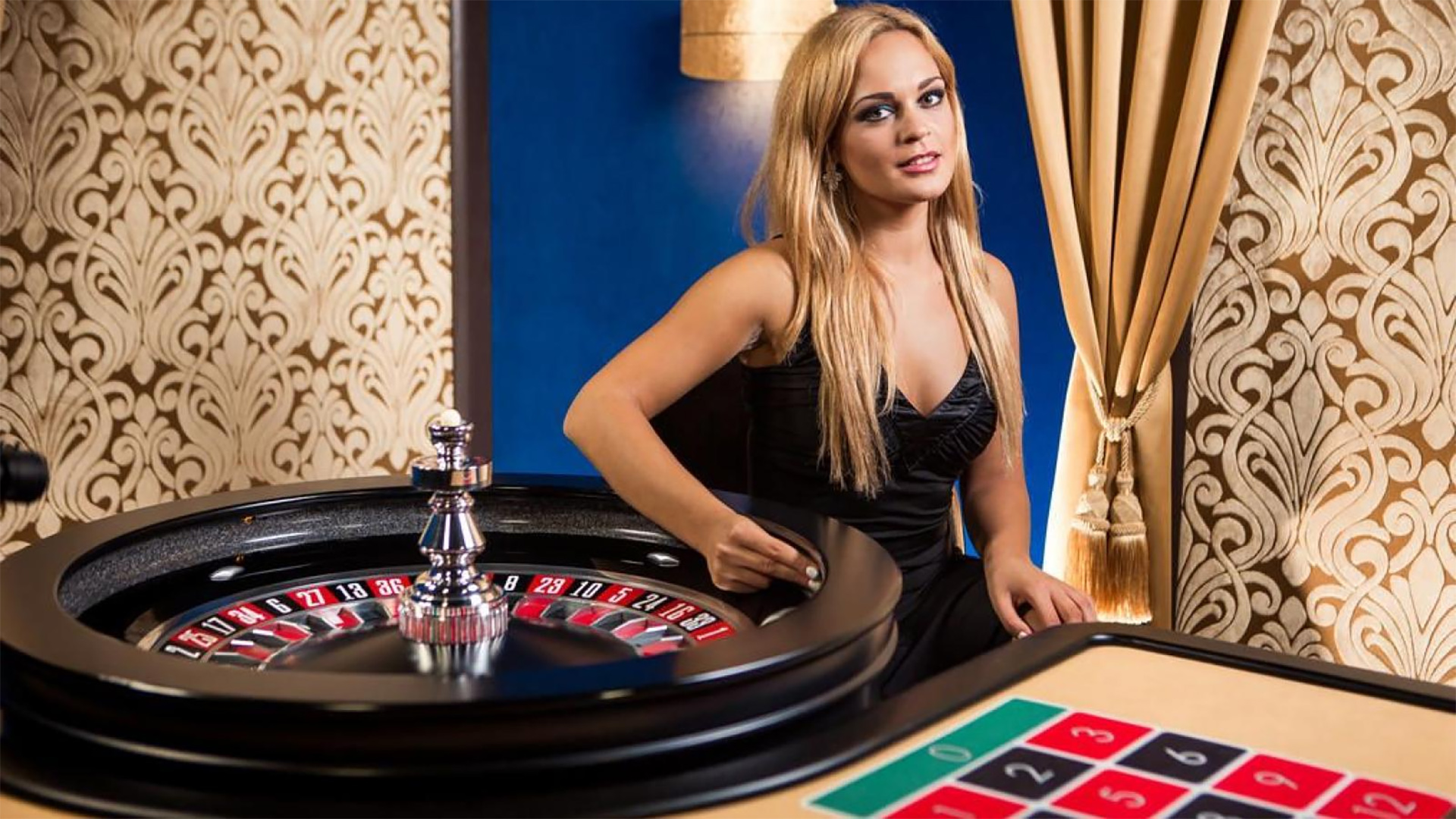 Live roulette allows you to feel like you are in a traditional casino