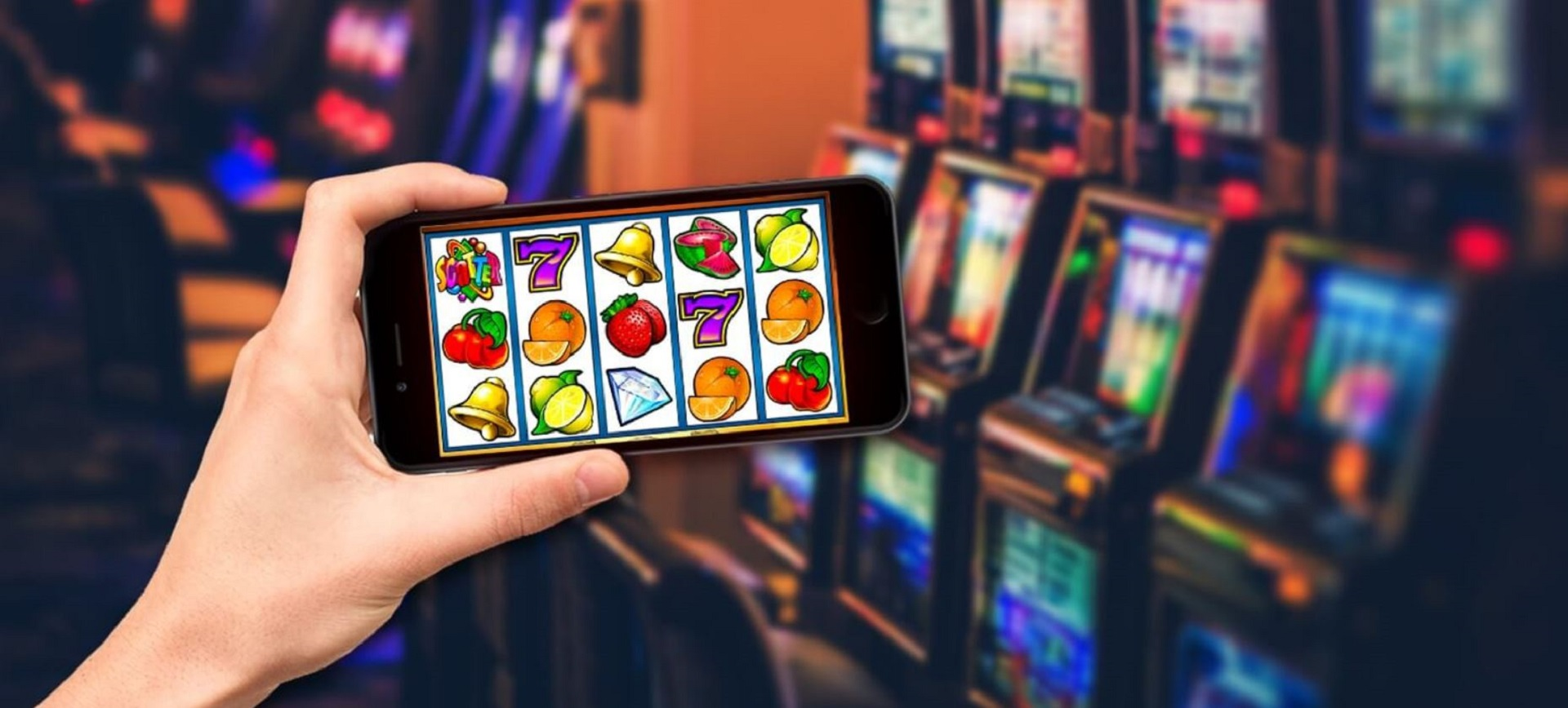 Three reasons to play slots on the internet